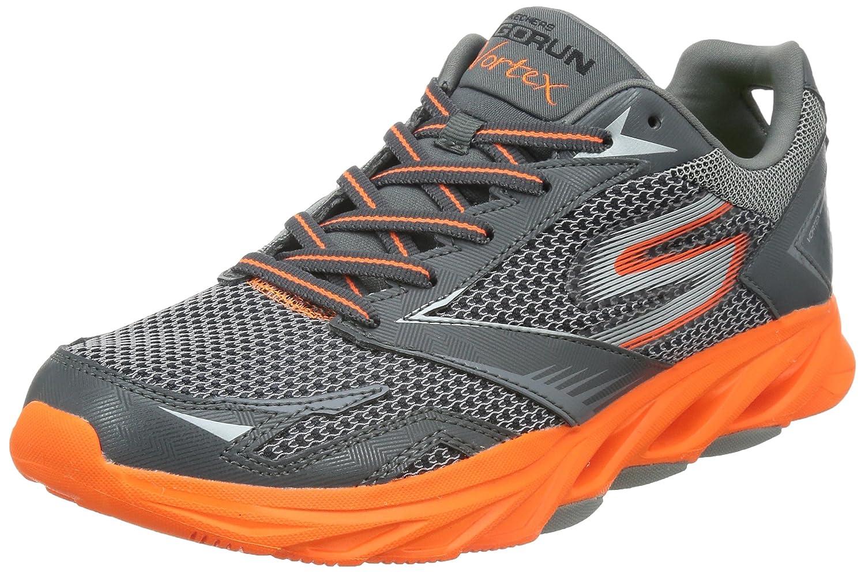 Skechers 斯凯奇 GO Run Vortex系列 男 功能休闲鞋时尚撞色高回弹超轻跑鞋 54080