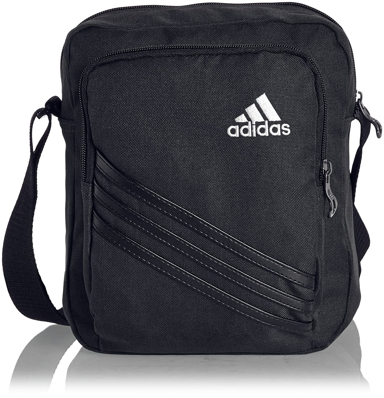 adidas 阿迪达斯 evergreen org 4 中性 单肩包/斜挎包 黑 均码 s
