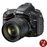 Nikon 尼康 D610 数码单反相机套机 AF-S 24-85mm VR (黑色)