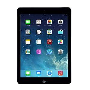 Apple第5代 iPad Air MD785CH/A 9.7英寸平板电脑 (16G WIFI版)深空灰色(Black)